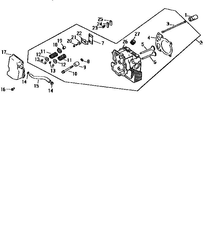 Kohler model CV15S-41526 engine genuine parts