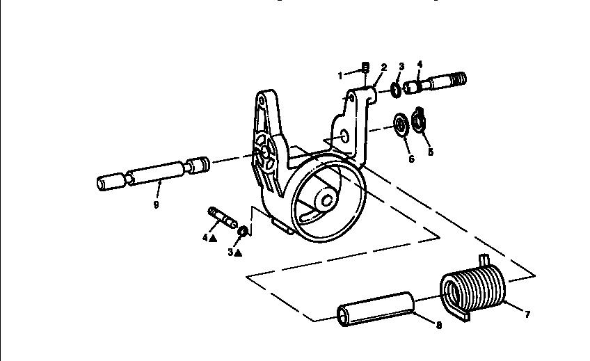 Craftsman model 113235221 miter saw genuine parts