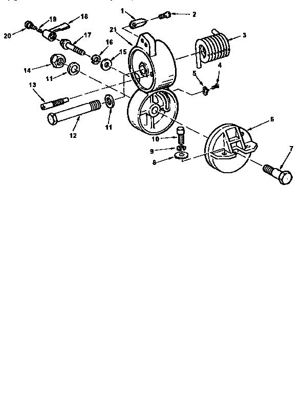 Craftsman model 113235300 miter saw genuine parts
