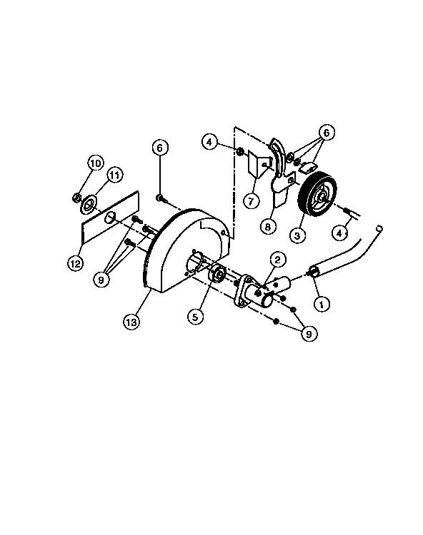 Craftsman model 316797380 line trimmer/weedwacker