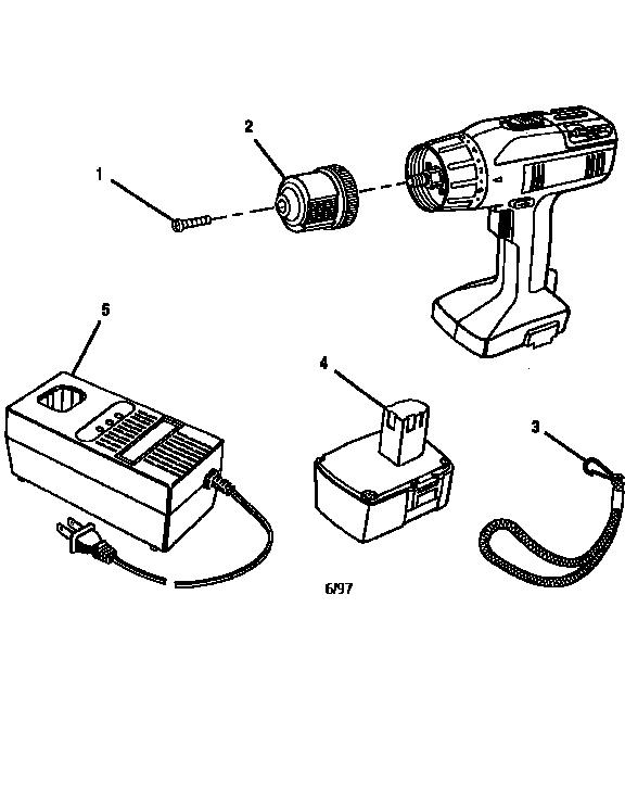 Craftsman model 315274940 drill-misc craftsman genuine parts
