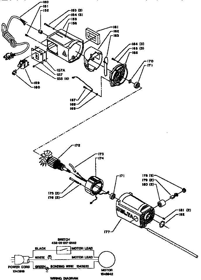 Delta Planer Model 22 540 Manual