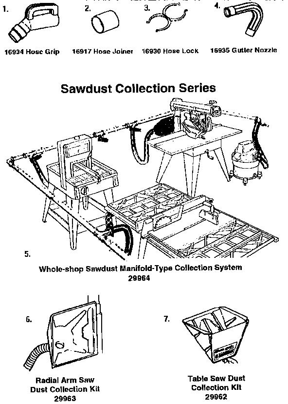Craftsman model 113177060 wet/dry vacuum genuine parts