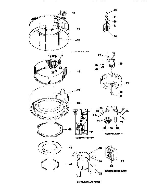 Mitsubishi model FDT180HA air-conditioner/heat pump