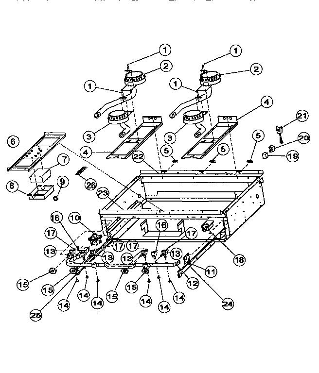 Viking Parts Manual