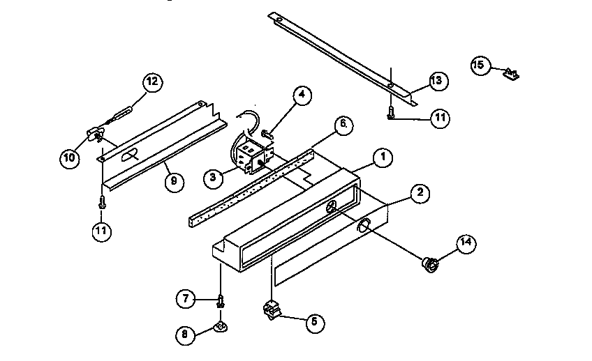 Viking-Range model VCSB480 side-by-side refrigerator