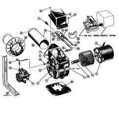 Oil Furnace Parts Diagram Ford 8n Wiring Specifications Beckett Model S Burner Genuine