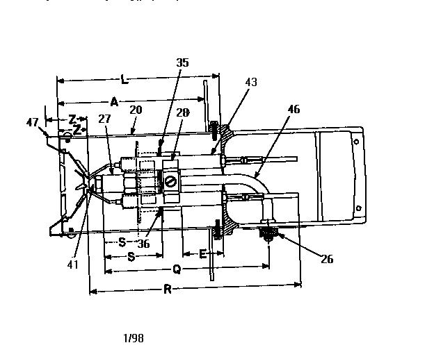 oil furnace parts diagram fender squier jaguar wiring beckett model afg burner genuine air