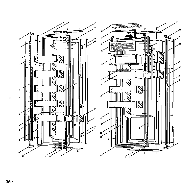 Sub Zero Refrigerator Maintenance Manual