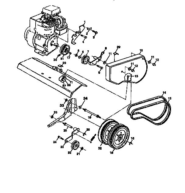 Mcculloch 610 Engine Diagram Ariens Engine Wiring Diagram