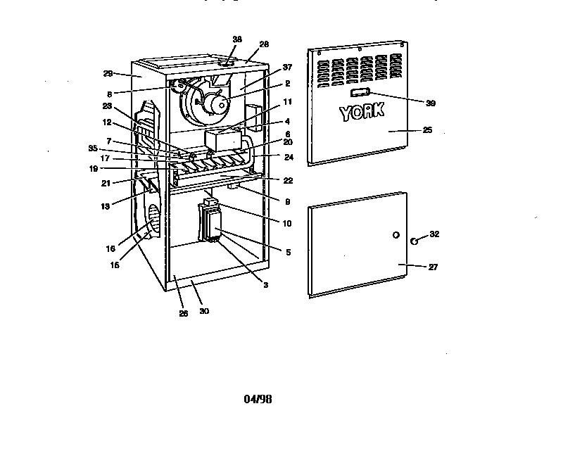 Gas Furnace Flame Sensor Location Gas Furnace Pilot Wiring