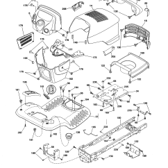 Dixon Lawn Mower Parts Diagram Electrical Switch Loop Wiring Model D22kh46 96046001200 Tractor Genuine Chassis