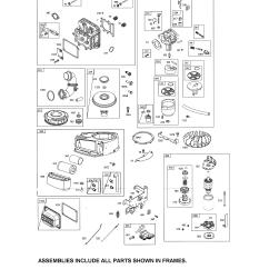 Briggs And Stratton Vanguard Carburetor Diagram Wiring For Alternator Warning Light Pressure Washer Engine