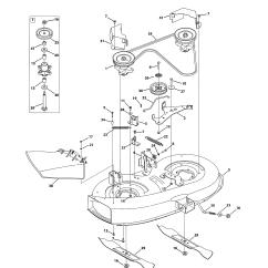 Mtd Lawn Mower Belt Diagram Winch Rocker Switch Wiring Tractor Parts Model 13ao772s055 Sears Partsdirect