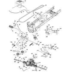 Craftsman Lawn Tractor Parts Diagram Er For Business Management System Model 917288523 Sears Partsdirect