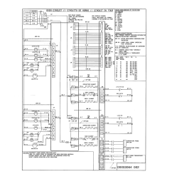 kenmore 30 quot double electric wall oven parts model kenmore range wiring diagram kenmore electric oven [ 2550 x 3300 Pixel ]