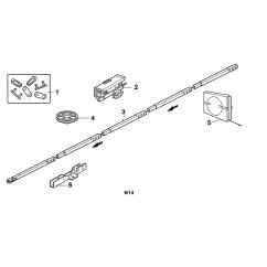 3 4 Hp Craftsman Garage Door Opener Wiring Diagram Au Falcon Stereo Parts Model 13918452d