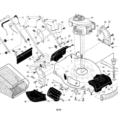 Husqvarna Lawn Mower Parts Diagram 2003 Dodge Durango Stereo Wiring Walk Behind Sears Partsdirect