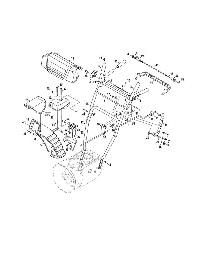 Model 247881732 | CRAFTSMAN SNOW THROWER Parts