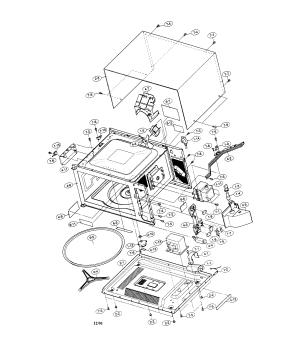 SHARP MICROWAVE Parts   Model R530ES   Sears PartsDirect