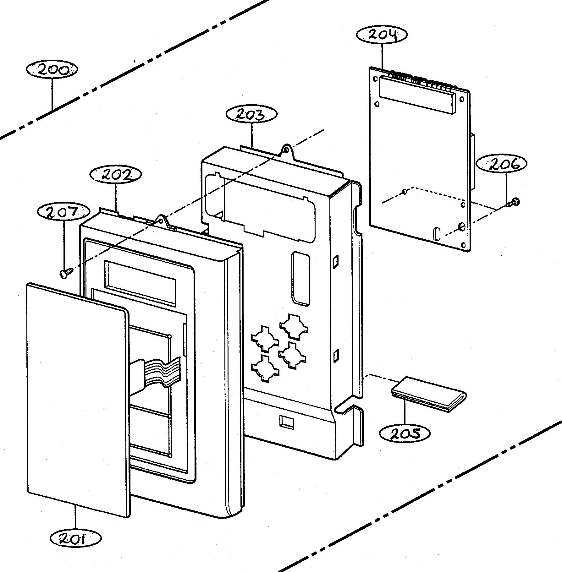 Goldstar model MV-1526W microwave/hood combo genuine parts