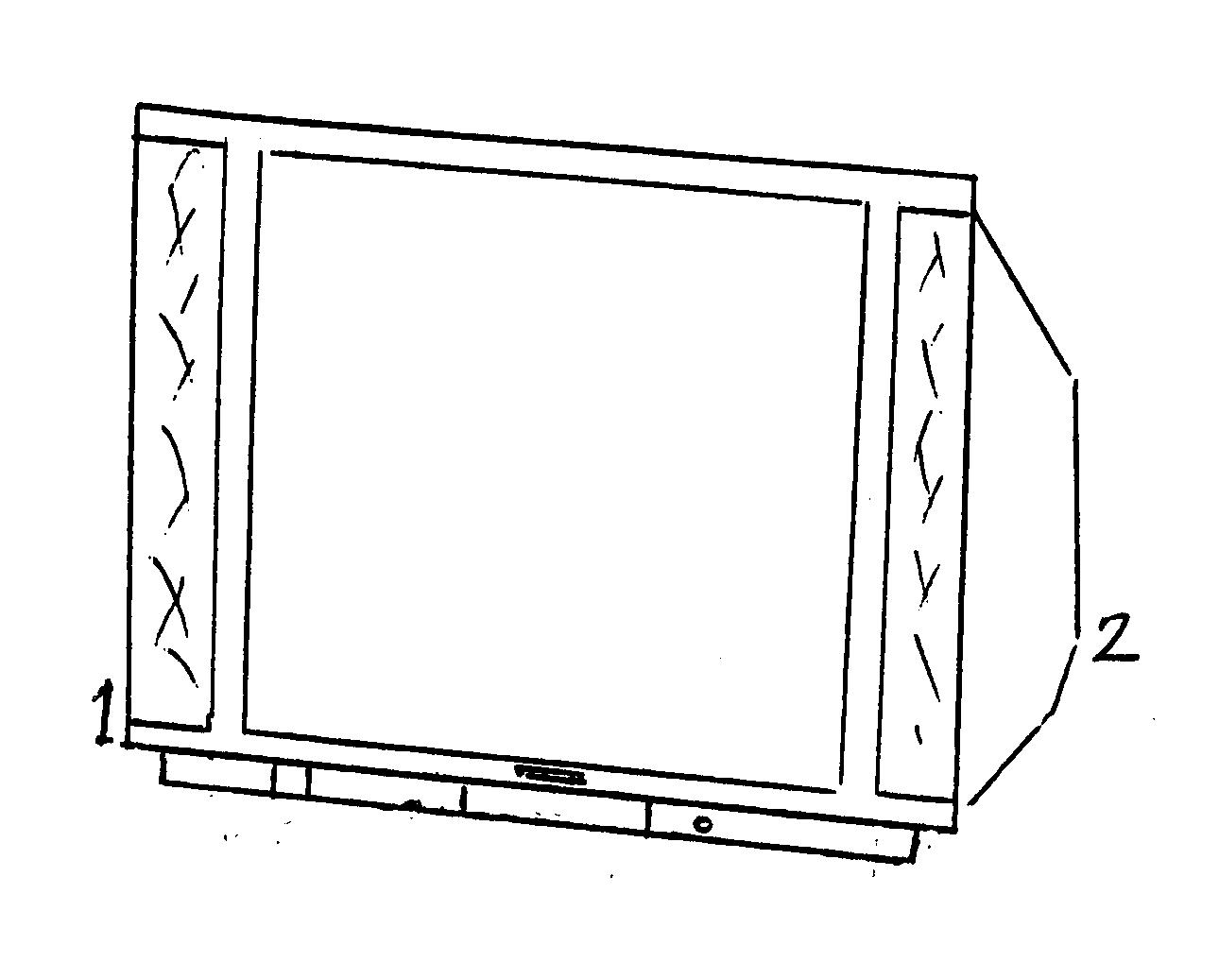 Apex model AT3208S direct view\digital 27