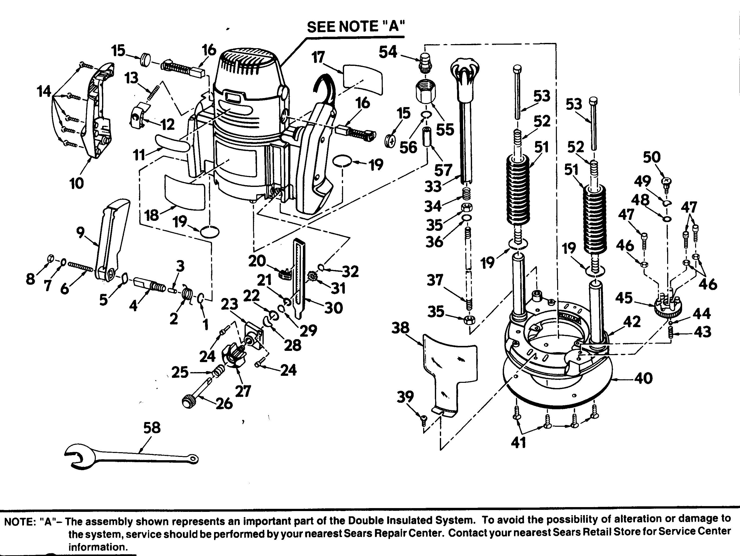 Craftsman Router Wiring Diagram. craftsman wiring router