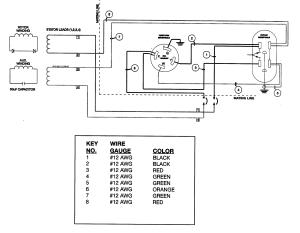 Devilbiss model GT52501 generator genuine parts