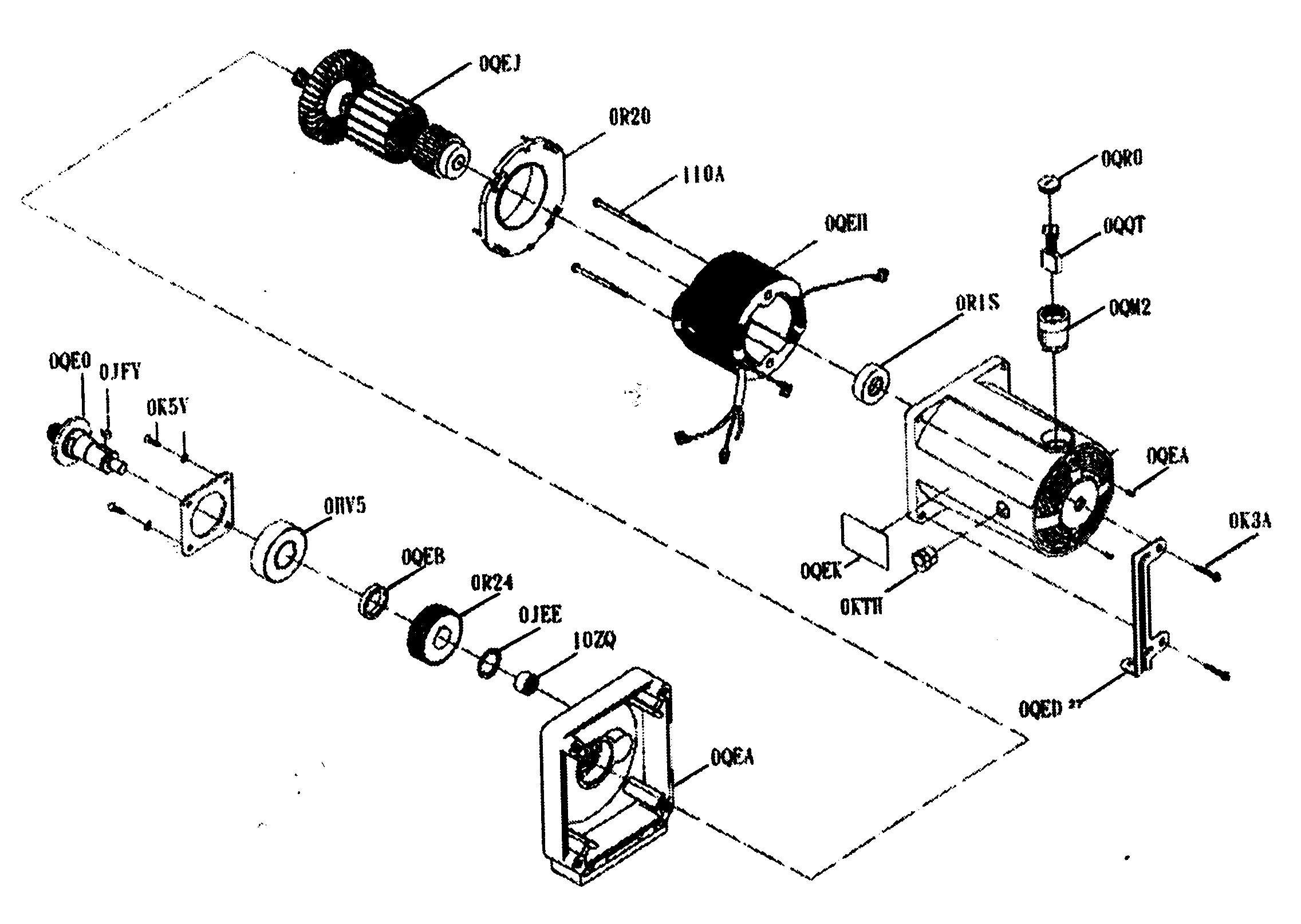 Companion model 137232040 table saw genuine parts