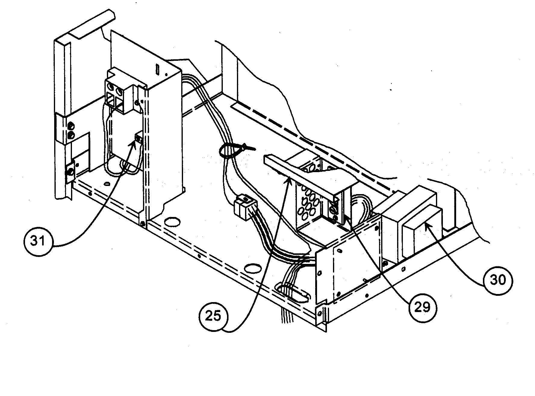 Carrier model FB4BNF060000AAAA air handler (indoor blower