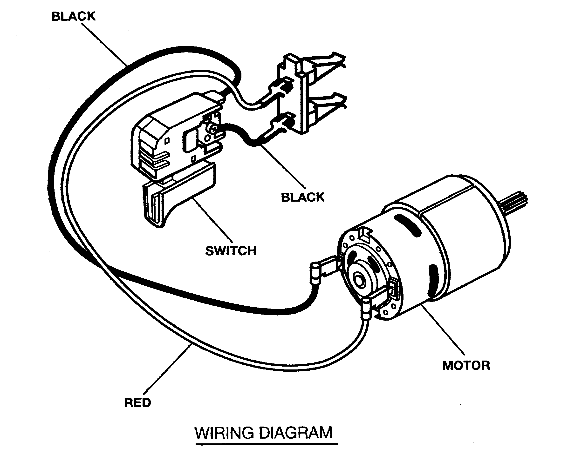[DIAGRAM] Table Saw Motor Wire Diagram FULL Version HD