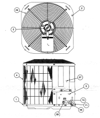Lennox Air Conditioner Heat Pump Parts Sears Partsdirect ...