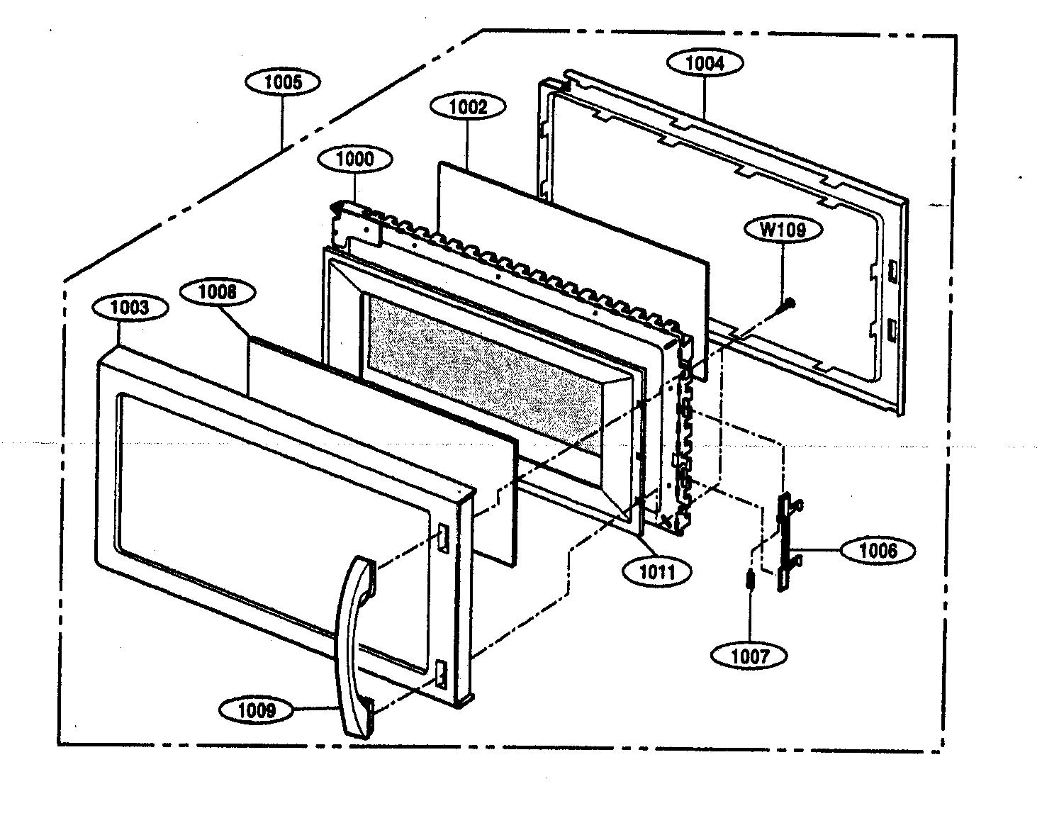 Kenmore model 72180404402 microwave/hood combo genuine parts