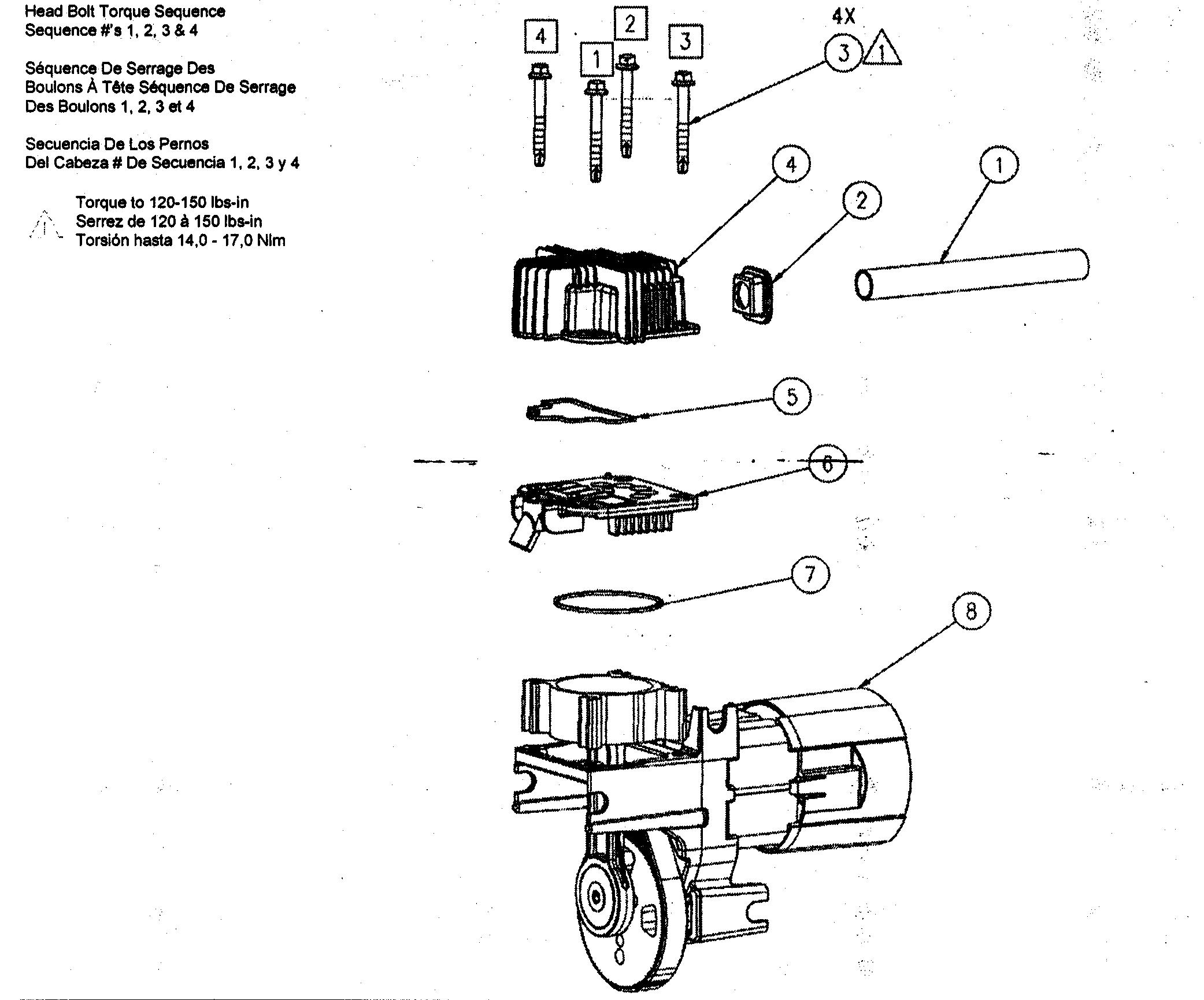 Kobalt-Coleman model 215902 air compressor genuine parts