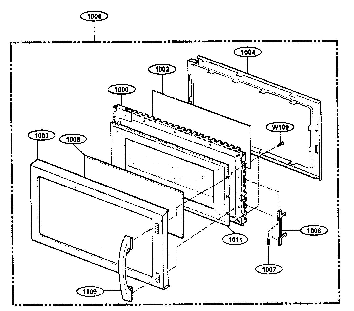 Kenmore model 72180412500 microwave/hood combo genuine parts
