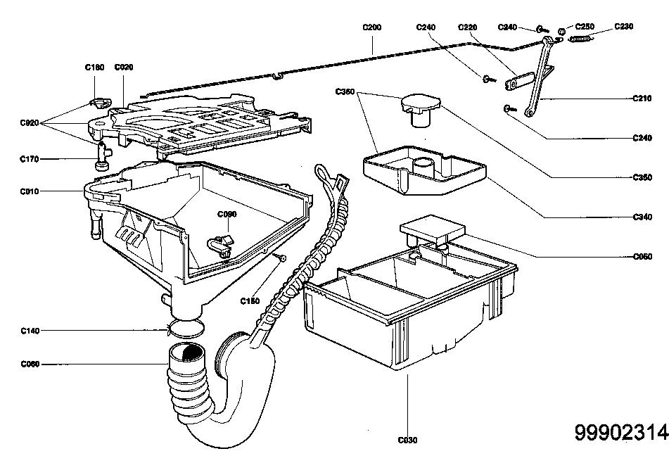 Supra model SW5L30D laundry centers/combos genuine parts