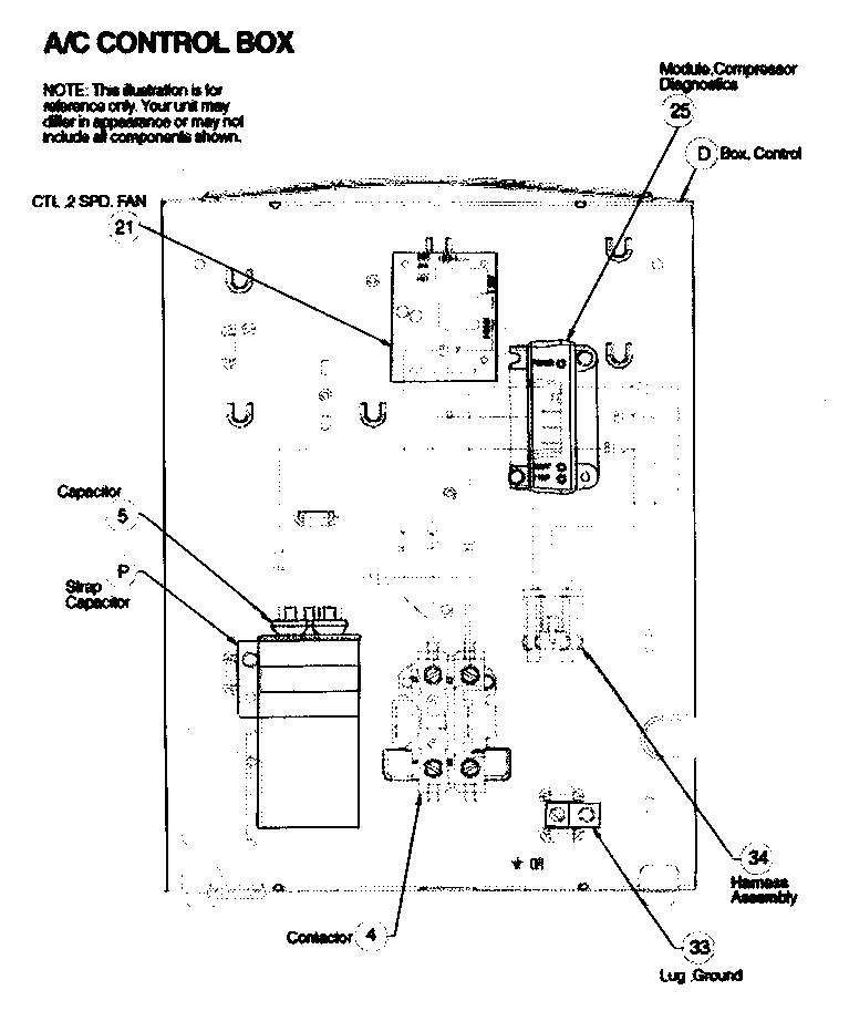 Icp model H2A324GKA100 air-conditioner/heat pump(outside