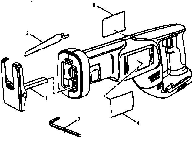 Craftsman model 315115790 saw reciprocating genuine parts