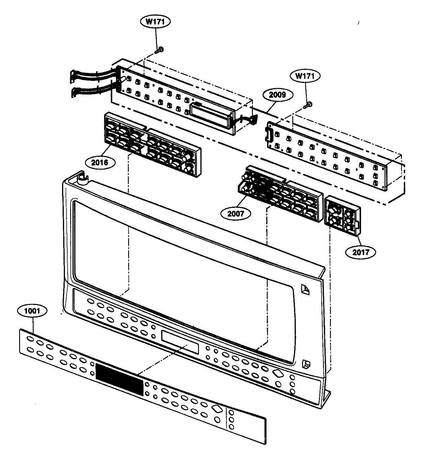 Kenmore-Elite model 72180863400 microwave/hood combo