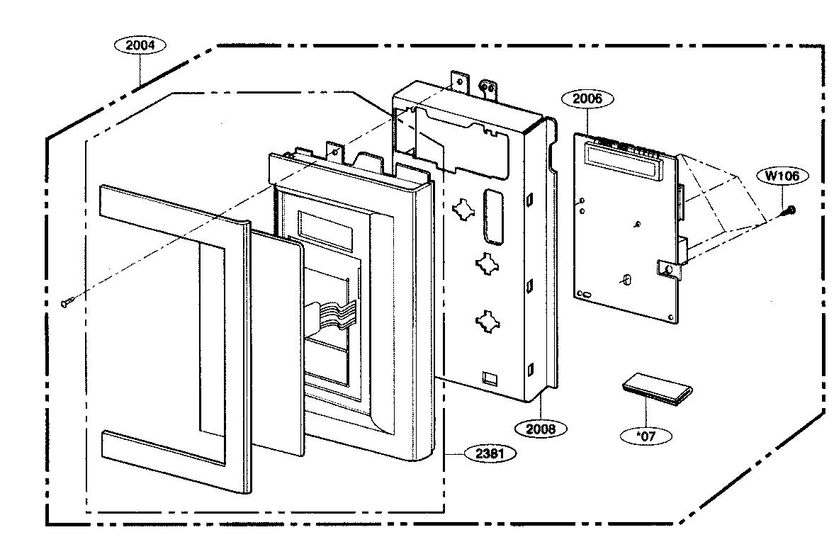Kenmore model 72181623600 microwave/hood combo genuine parts