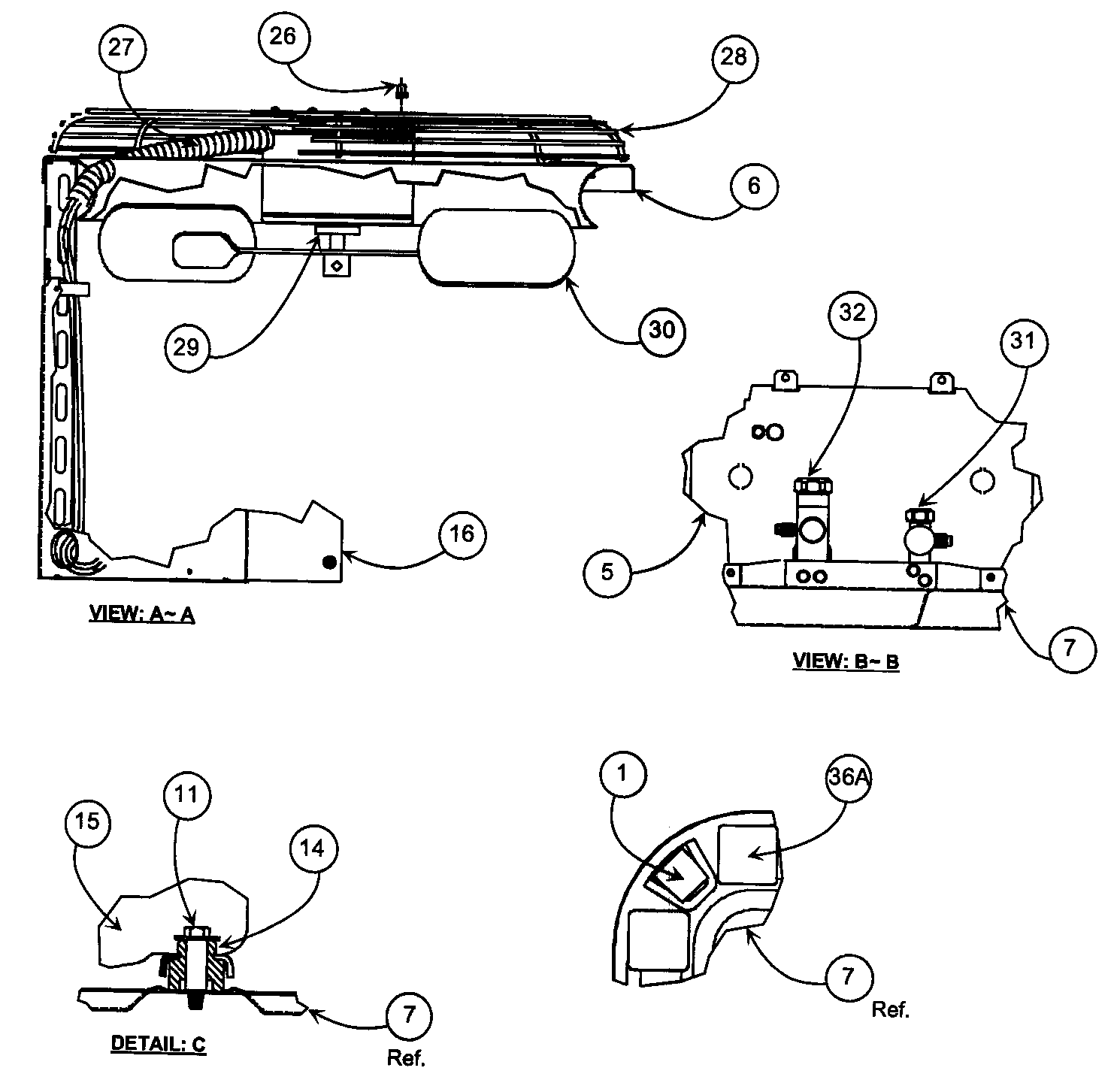 Payne model PA13NR03000GAAAA air-conditioner/heat pump