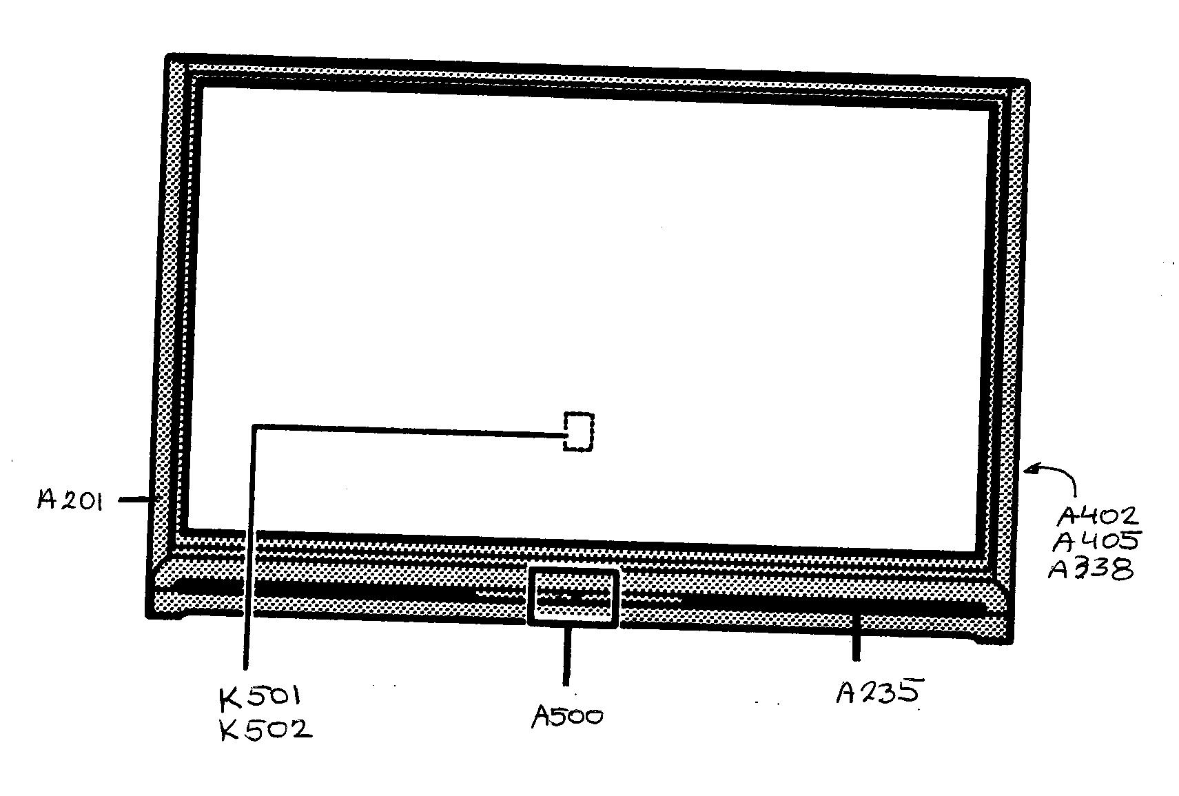 Toshiba model 65HM167 dlp television genuine parts