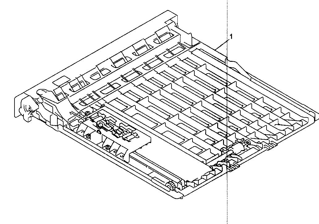 Brother model HL-5250DN printer genuine parts