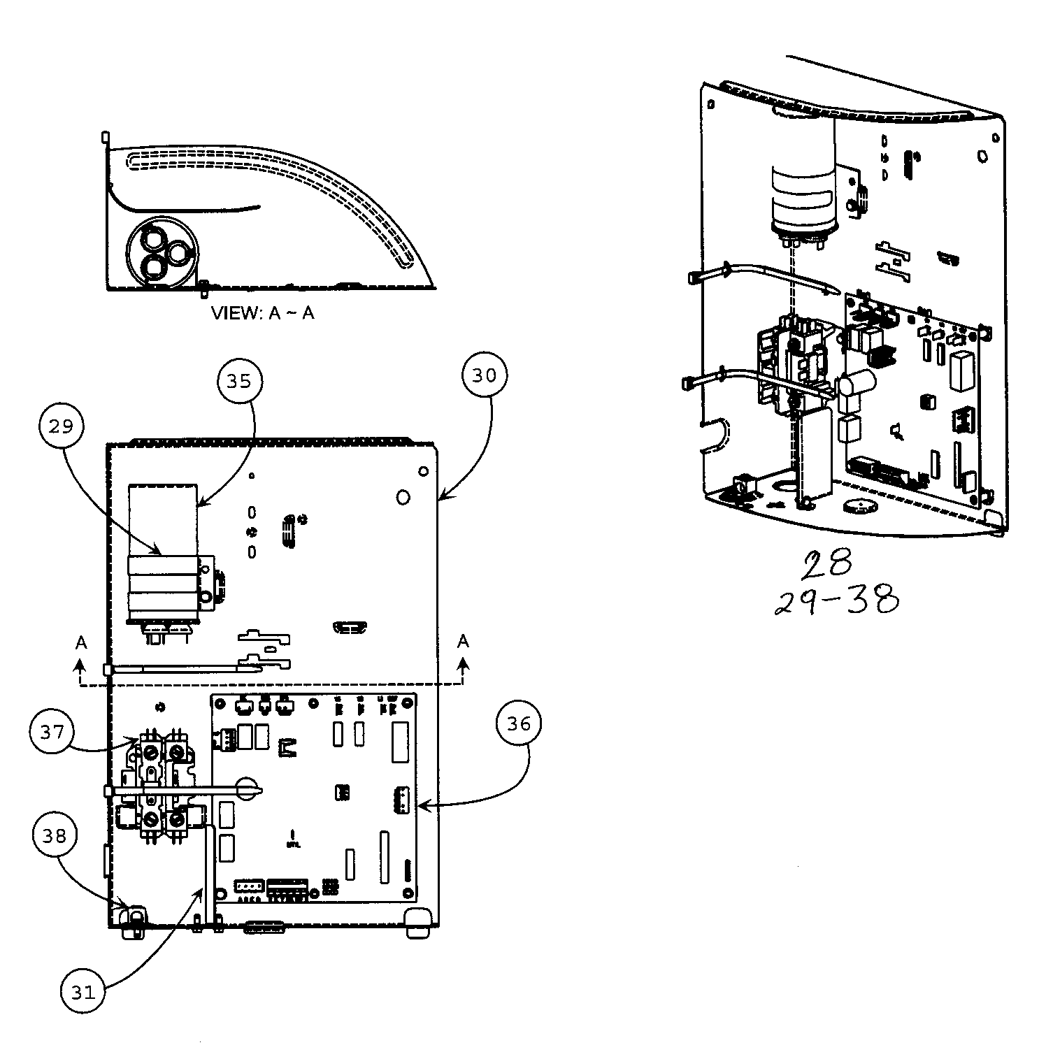 Carrier Furnace Schematic Diagram Carrier Blower Motor