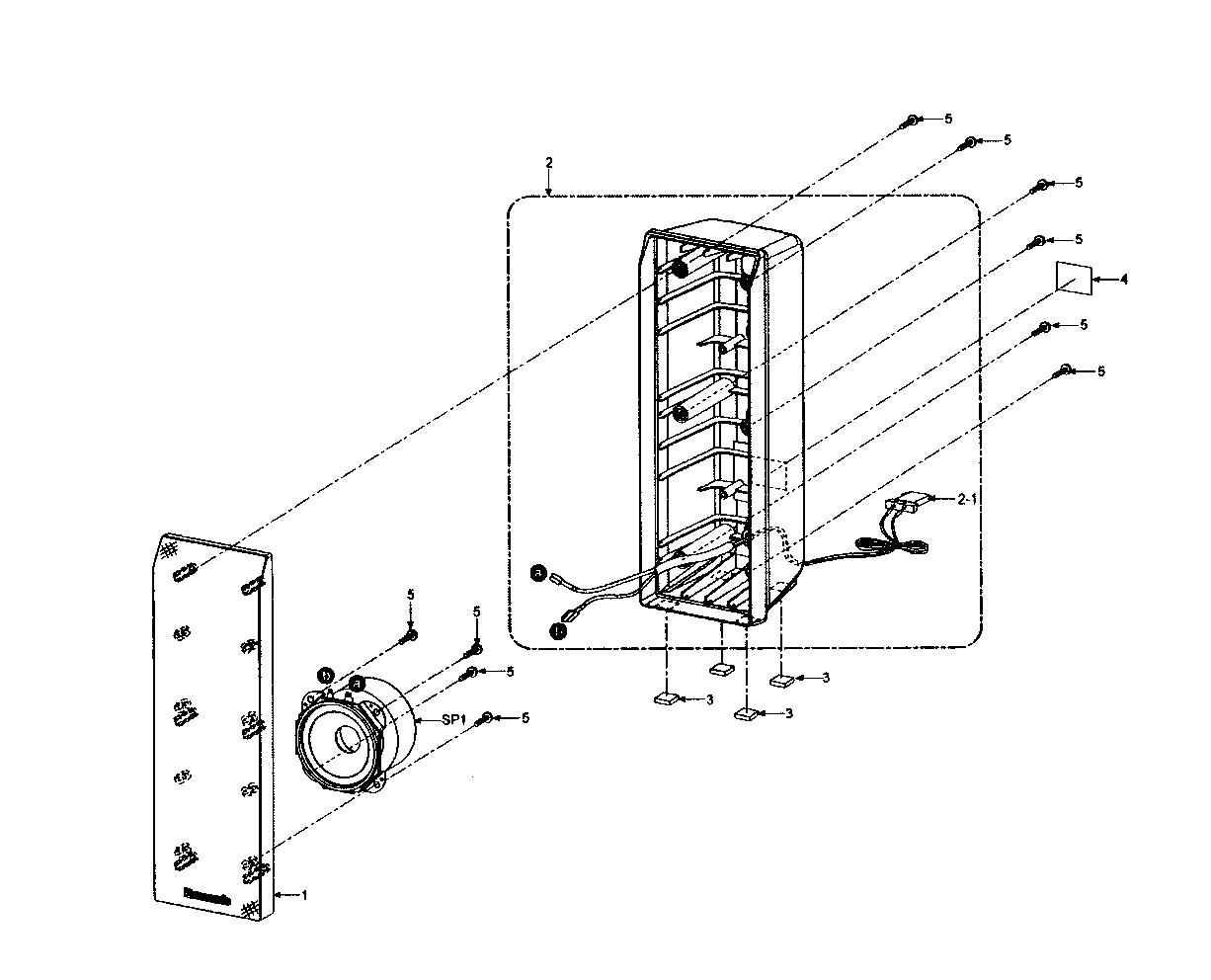 Panasonic model SC-PT660 home theatre genuine parts