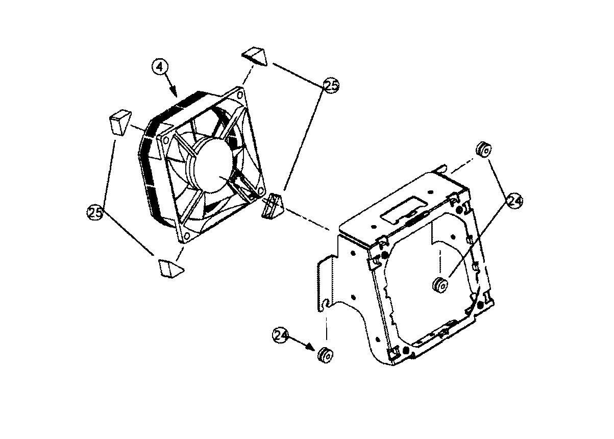 Panasonic model TH-42PZ80Q plasma television genuine parts