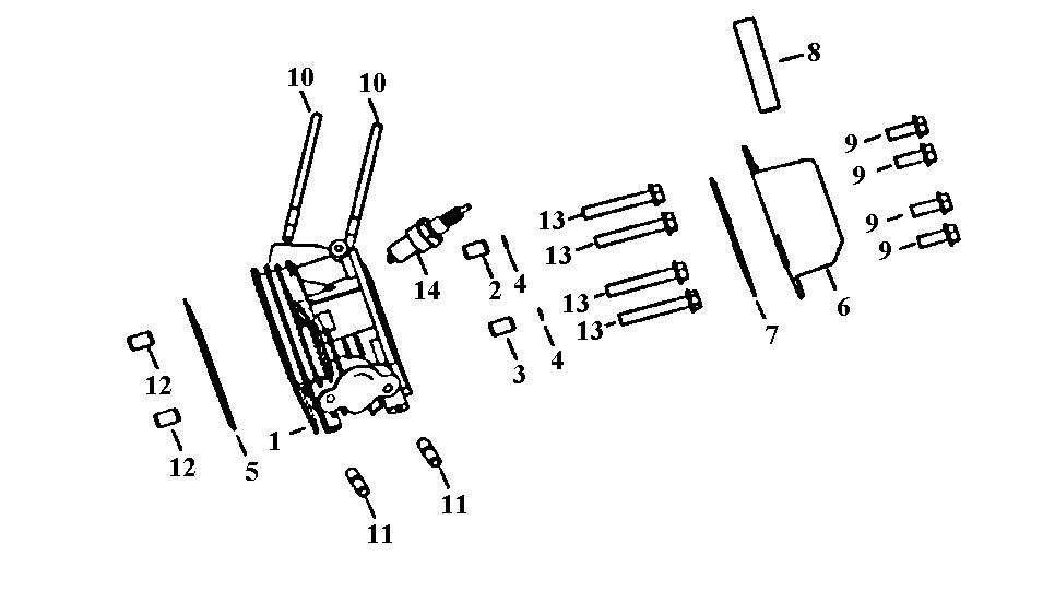 King-Craft model 5276-3250W generator genuine parts