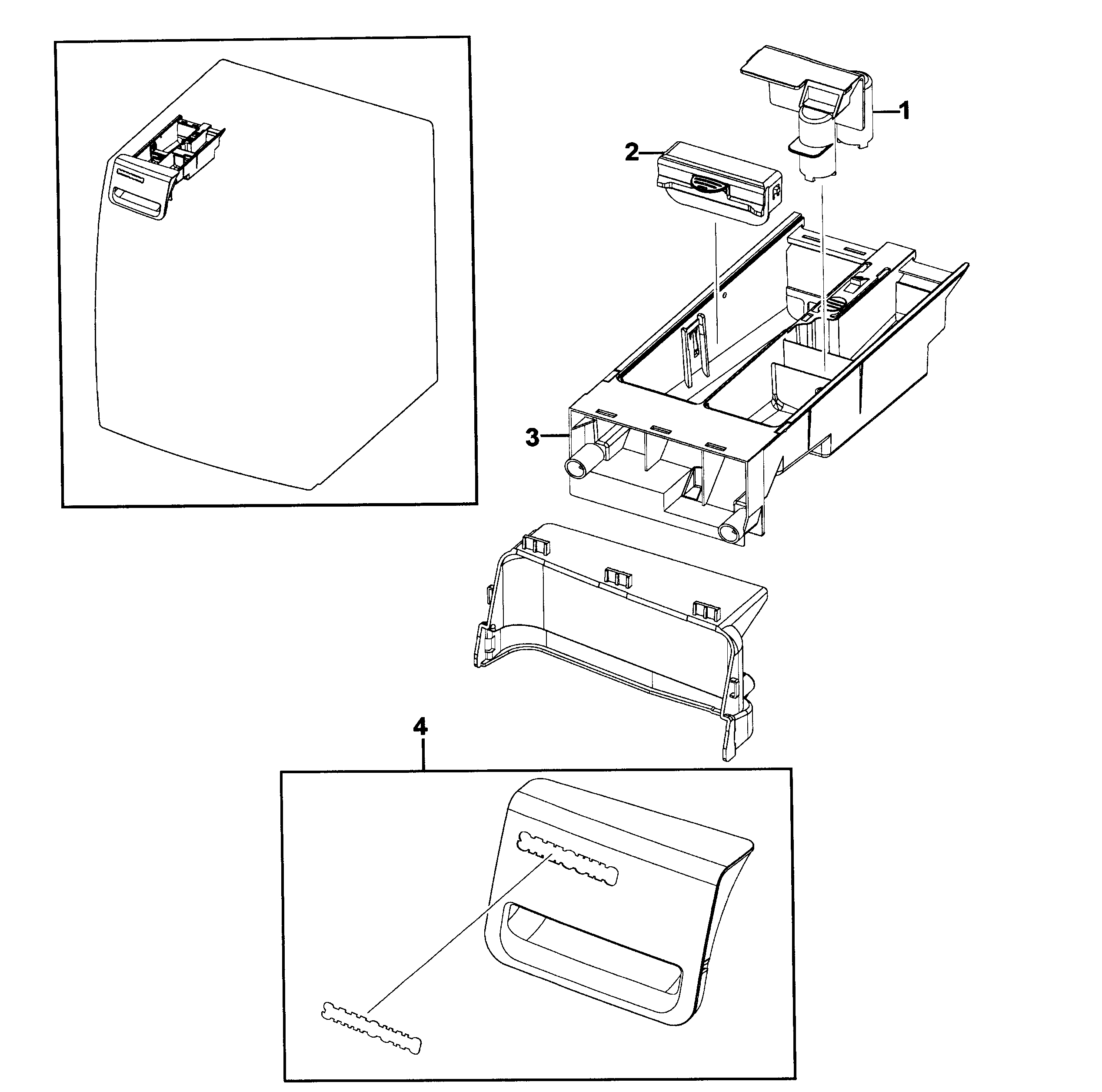Samsung Front Load Washer Manual Drain