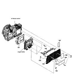 sony model slt a35 cameras all genuine parts main pcb [ 2548 x 2664 Pixel ]