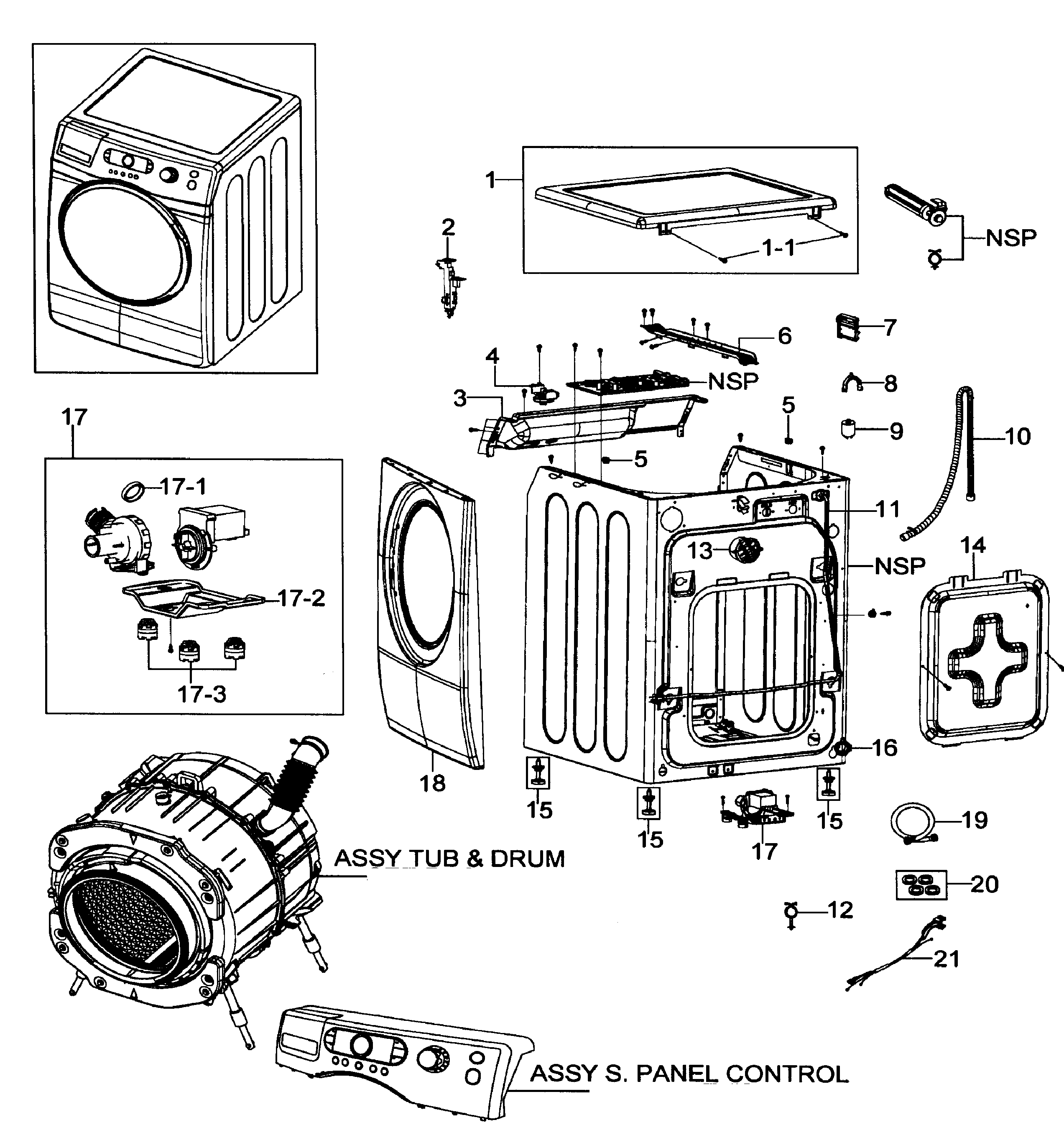 Wiring Diagram For Kenmore 70 Series Washer Diagrams